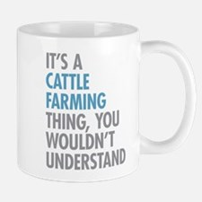 Cattle Farming Mugs