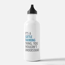 Cattle Farming Water Bottle