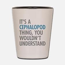 Cephalopod Thing Shot Glass