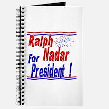 Nadar for President Journal