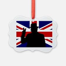 Winston Churchill Victory Ornament
