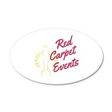 Red Carpet Events Wall Decal
