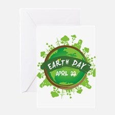 Earth Day April 22 Greeting Cards
