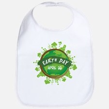 Earth Day April 22 Bib
