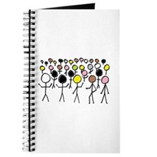 Equality Stick Figures Journal