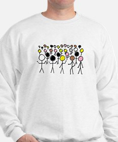Equality Stick Figures Jumper