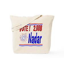 Vote Nadar Tote Bag