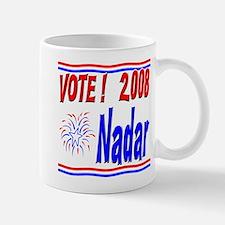 Vote Nadar Mug