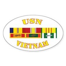 Cute Combat action ribbon Decal