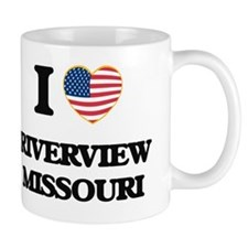 I love Riverview Missouri Mug