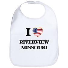 I love Riverview Missouri Bib