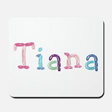 Tiana Princess Balloons Mousepad