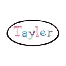 Tayler Princess Balloons Patch
