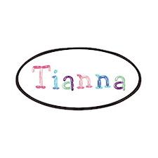 Tianna Princess Balloons Patch
