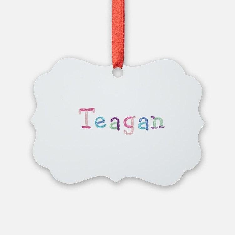 Teagan Princess Balloons Ornament