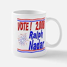 Vote Ralph Nadar Mug
