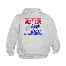 Vote Ralph Nadar Hoodie