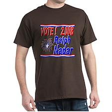 Vote Ralph Nadar T-Shirt