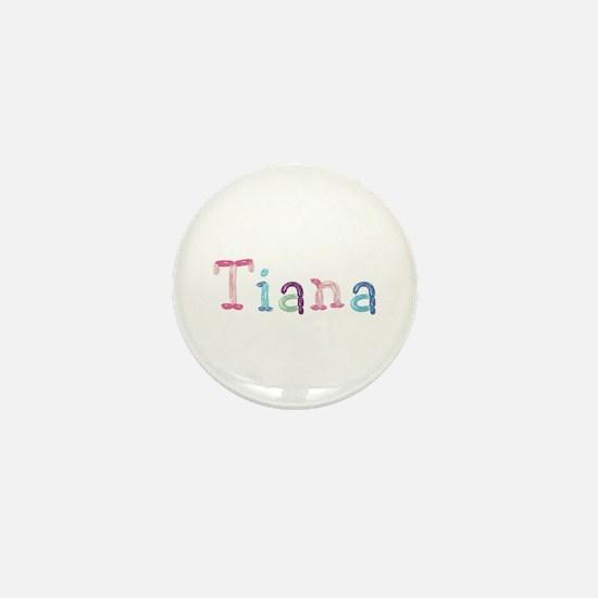 Tiana Princess Balloons Mini Button