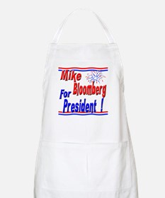 Bloomberg for President BBQ Apron