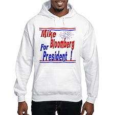 Bloomberg for President Hoodie
