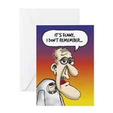 Don't Remember - Greeting Card