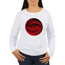 Dragon Spike Yinyang T-Shirt