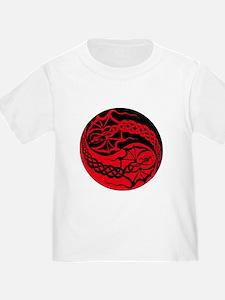 Dragon Spike Yinyang T