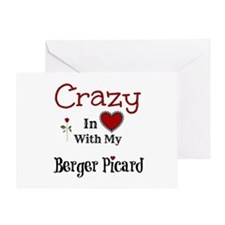 Berger Picard Greeting Cards