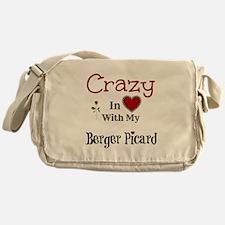 Berger Picard Messenger Bag