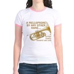 Mellophone By Any Other Name... Jr. Ringer T-Shirt