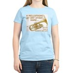 Mellophone By Any Other Name Women's Light T-Shirt