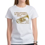 Mellophone By Any Other Name... Women's T-Shirt