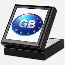 Great Britain GB Keepsake Box
