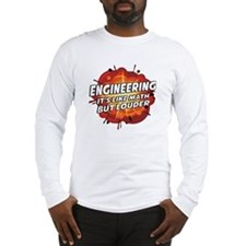 Cute Chemical engineering Long Sleeve T-Shirt