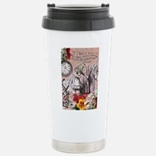 Alice in Wonderland Vintage Adventures Travel Mug