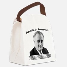 FDR: Dictatorship Canvas Lunch Bag
