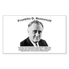 FDR: Dictatorship Decal