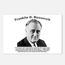 FDR: Dictatorship Postcards (Package of 8)