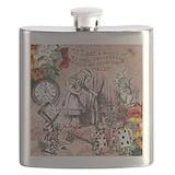 Alice in wonderland Flasks