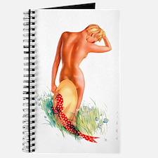Garden Pinup Beauty Journal