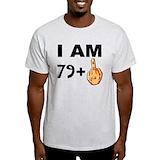 80 years Light T-Shirt