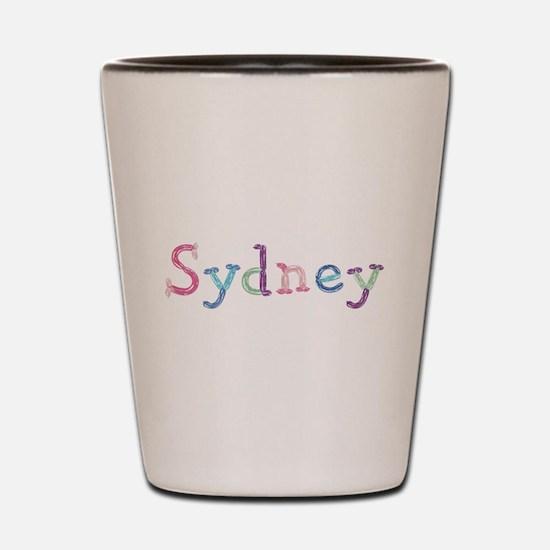 Sydney Princess Balloons Shot Glass