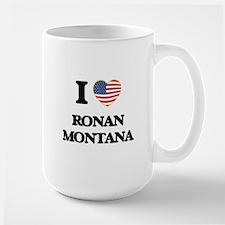 I love Ronan Montana Mugs