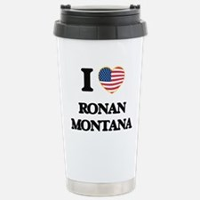 I love Ronan Montana Travel Mug