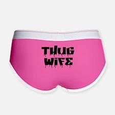 Thug Wife Women's Boy Brief