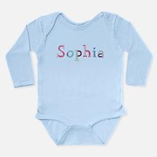 Sophia Princess Balloons Body Suit