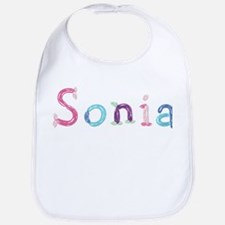 Sonia Princess Balloons Bib