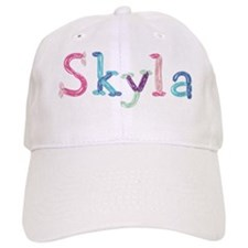 Skyla Princess Balloons Baseball Baseball Cap