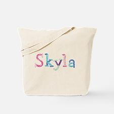 Skyla Princess Balloons Tote Bag